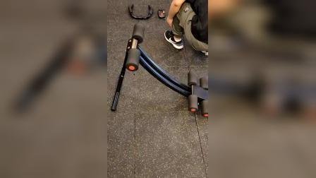 TY_651SL 双弯轨健腹器的安装视频