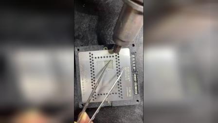 Mac笔记本CPU植锡台植球方法教程