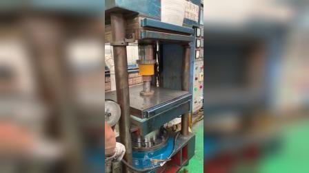 德平科技管道吊篮聚氨酯滚轮剥离测试