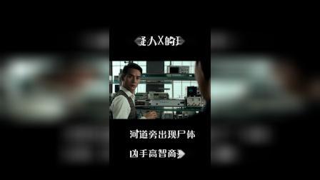 嫌疑人X的现身:河道旁出现凶杀案,王凯叶祖新联手调查