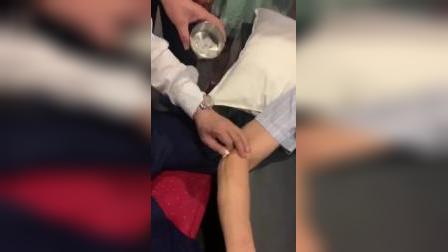叶颖华肌筋膜松解治疗手指抖动治疗视频