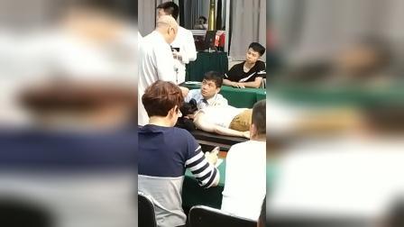 达摩正骨108手治疗颈椎病富贵包手法实操演示教学视频_超清
