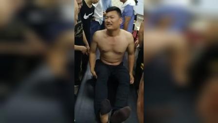 达摩正骨治疗腰椎疼痛手法学员练习实操演示教学视频_超清