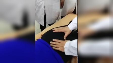 呼吸力柔性正骨快速治疗骨盆修复骶骨复位手法实操演示教学_标清