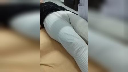 呼吸力柔性正骨治疗半月板损伤修复膝盖膝关节疼痛后肌肉训练手法实操演示教学_标清