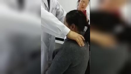 呼吸力柔性正骨治疗颈椎病手法_标清
