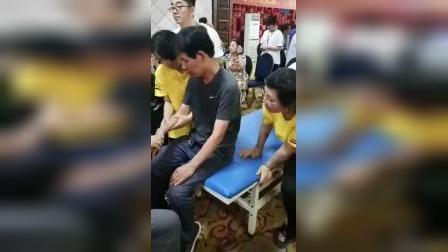 黄炳荣黄氏轻手法柔性正骨治疗手法教学讲解_标清