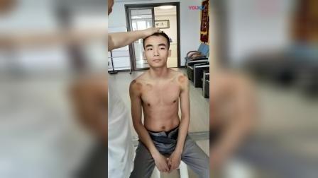 黄炳荣妙手黄轻手法正骨手法教学实操演示_高清