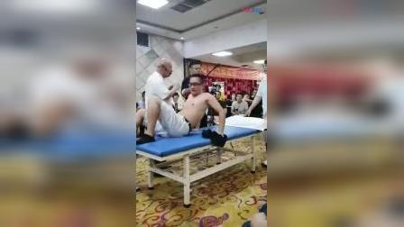 黄炳荣妙手黄轻手法正骨教学实操演示_标清