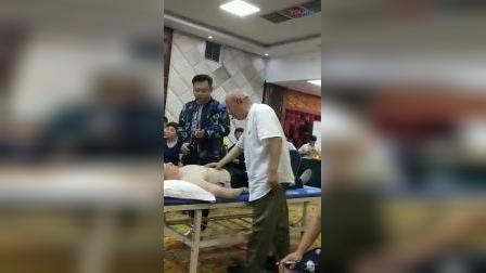 黄炳荣柔性正骨轻手法教学实操演示_标清
