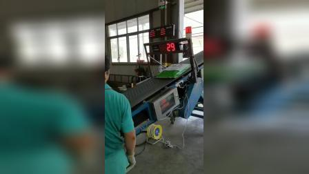 北京中盈环球HQ-210输送机专用装车计数器应用于傲农集团北京慧农饲料厂