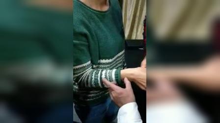 叶颖华速效治疗脚崴视频