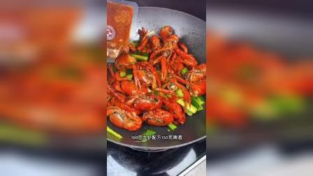 寻味十年 吃货大作战 爱吃小龙虾,麻辣小龙虾一个人可以吃6斤,太好吃了