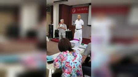 邱飞虎闪电针灸疗法培训班学员分享病例