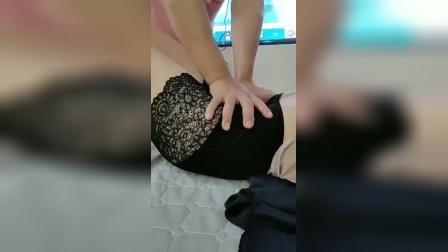 王红锦徒手整形产后修复治疗妇科子宫肌瘤改善子宫内膜炎症手法教学讲解_标清