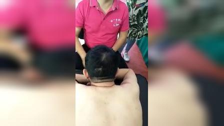 张一圣柔性正骨快速治疗颈椎病手麻手法实操演示教学视频_标清