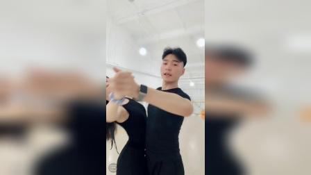 8月6赵鹏学生讲华尔兹银牌