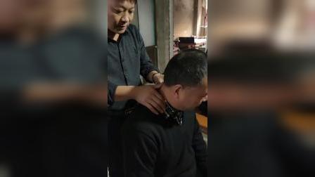 正骨治疗颈椎病手法_超清