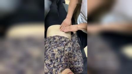 中医按摩揉腹揉肚子手法_标清