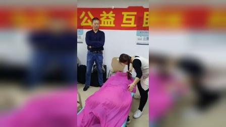 中医公益交流会萨满法师治疗手法_超清