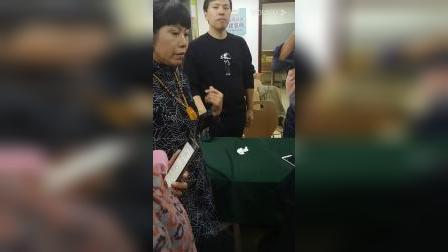 中医公益交流会新医正骨老师分享胸椎正骨手法_超清