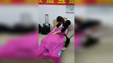 中医公益交流会萨满老师调理身体手法_超清