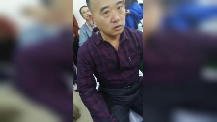 中医公益交流会治疗头痛天晕颈椎病手法_标清