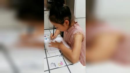 中国成语,硬笔-刘宥鑫