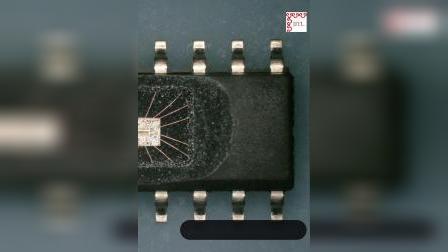 74系列逻辑元件(全新芯片测试)