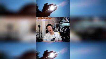 直播片段!dying in the sun 郑冰冰翻唱版