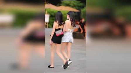 只为遇见你……#夏天#女人味十足#时尚街拍