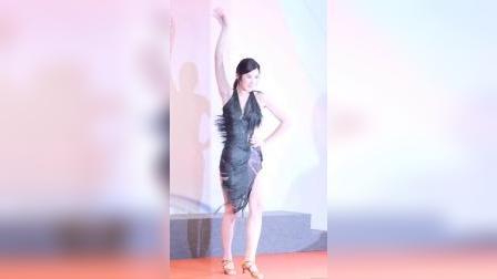 巩姿希 - 拉丁舞 @《香港小姐竞选》