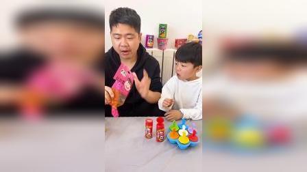 童年趣事:辣条和雪糕哪个好吃呀?