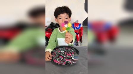 童年趣事:妈妈想吃宝宝的糖果