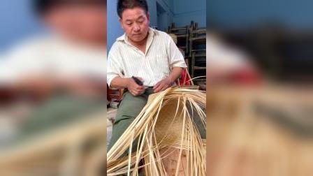 有个会竹编的爷爷真好,这样的编织包再也不怕有同款