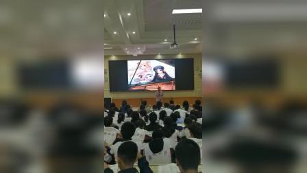 赣州三中2020年高一年级英语学科活动周speaking show