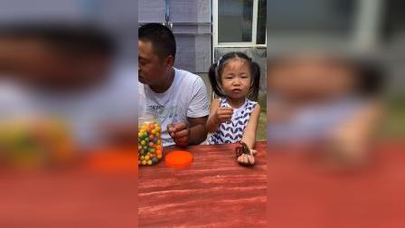 少儿:爸爸吃西瓜糖