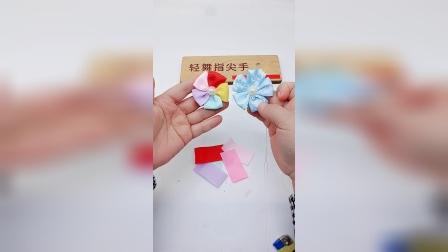 diy蝴蝶结发夹基础教程参考(3)