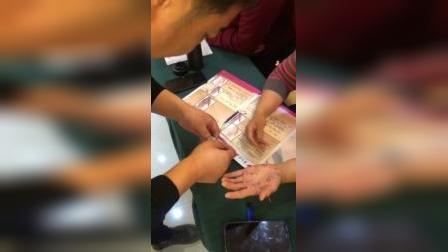 刘涛心意奇针-补气养血针