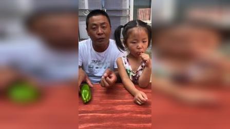 少儿:我在吃棒棒糖