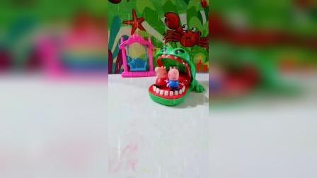 童年幼教玩具:大鳄鱼是好人吗