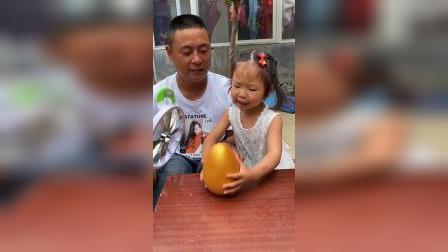 少儿:我想吃西瓜