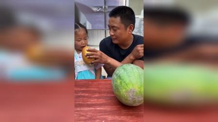 少儿:爸爸我好饿