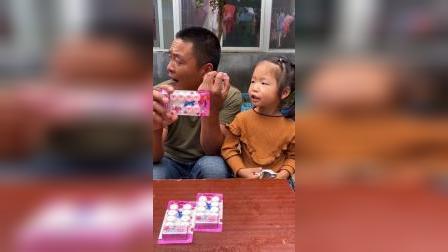 少儿:好的口哨糖