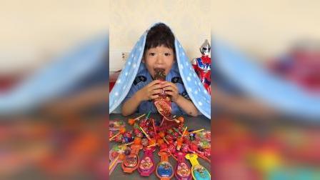 童年趣事:小艺为了偷吃冰棒居然假装生病,小坏蛋