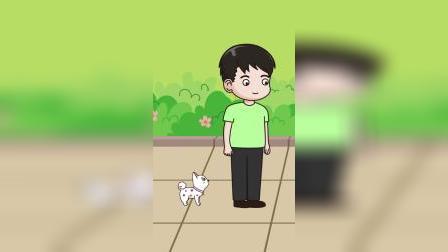 小狗为什么会出现在这里呢