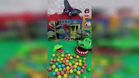 鳄鱼想吃糖,妈妈会变糖吗?
