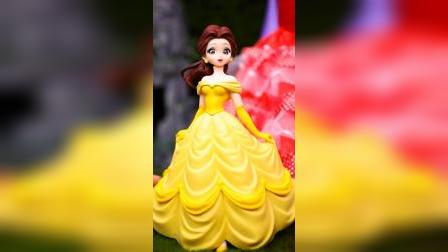 玩具故事:王子的生日舞会要开始了。