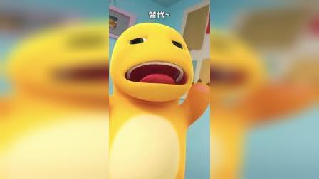 小奶龙:我唱得不好听吗?