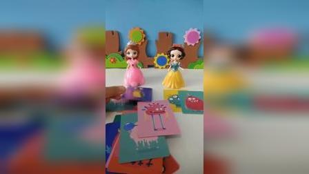 亲子幼教有趣玩具:最后一张卡片准备起什么名字